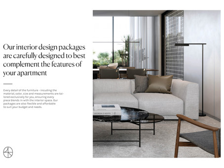 INTERIORED -LOFT194 Furniture Packages