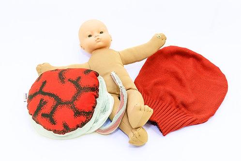 Recém Nascido - Bebê na Etnia branca