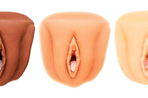 Vulva de Silicone
