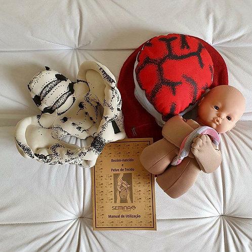 Kit Recém-Nascido e Pelve