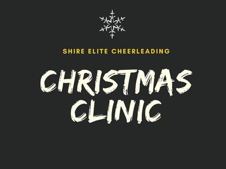 December Christmas Clinics