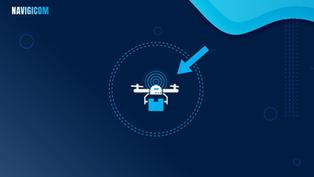 MINIATURE RECEIVER ON THE UAV