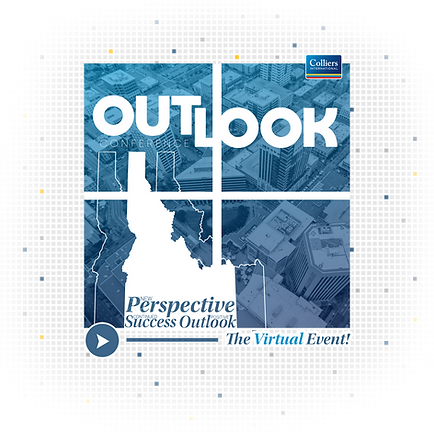 Outlook 2020 The Virtual Event Faded Bac