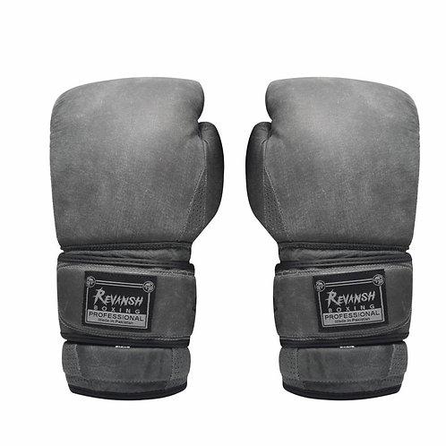 Боксерские перчатки REVANSH Cracker, серий, натуральная кожа