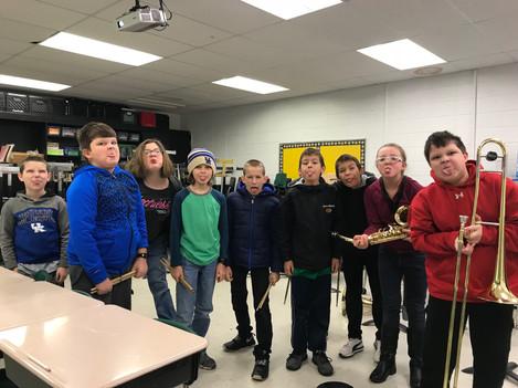 Elementary Band 2018-2019