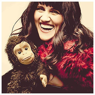 """""""Nina Conti: In Your Face is Devastatingly witty and full of daring flights of fancy!""""  London's The Times"""