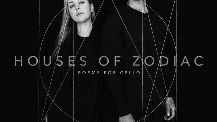 Paola Prestini and Jeffrey Zeigler announce Houses of Zodiac: Poems for Cello