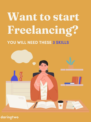 Want to start Freelancing? You will need these 3 skills