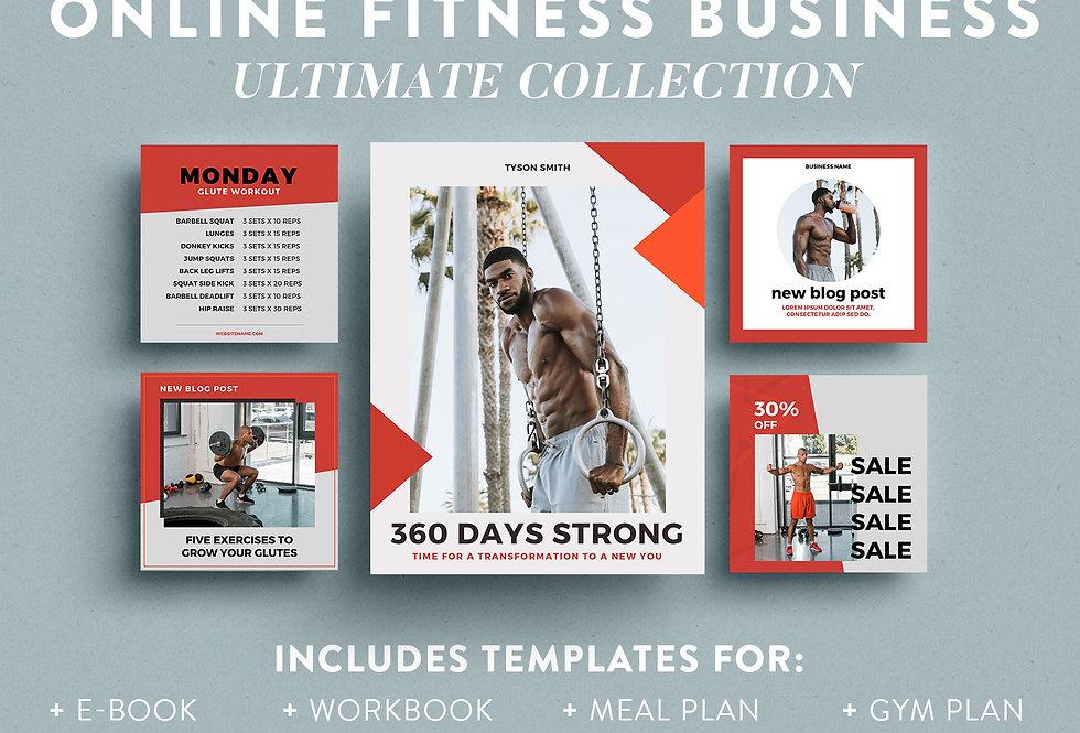 G1 Online Fitness Business Kit