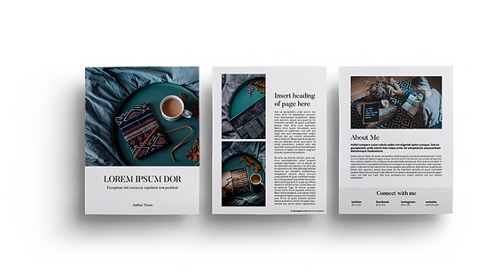 Free eBook Template