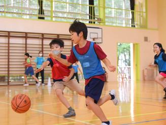 【探検日記(オータム①】バスケットボール探検
