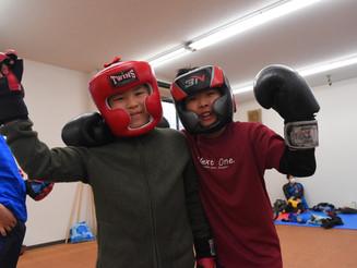 【探検日記】今の自分をこえろ!ボクシング探検