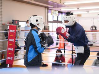 【探検日記(ウインター⑧】ボクシング探検