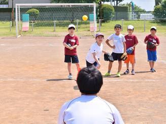 スポ探〈サマー③〉ソフトボール探検
