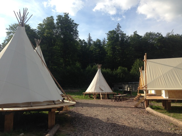 camp western