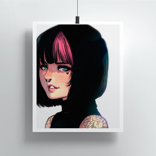 Darkside Print