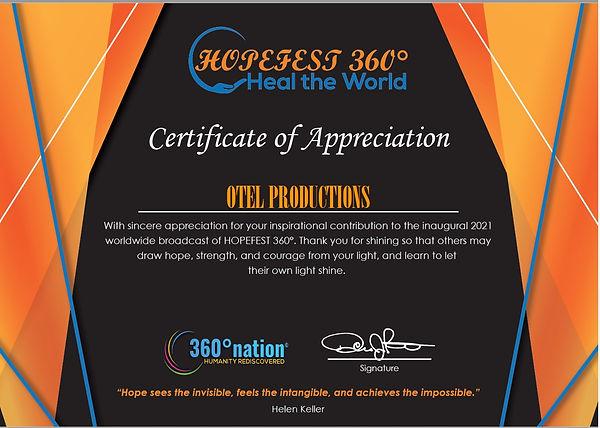 HOPEFEST 360 OTEL Certificate of Appreciation.jpg