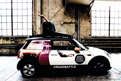 Toasted Roadbattle