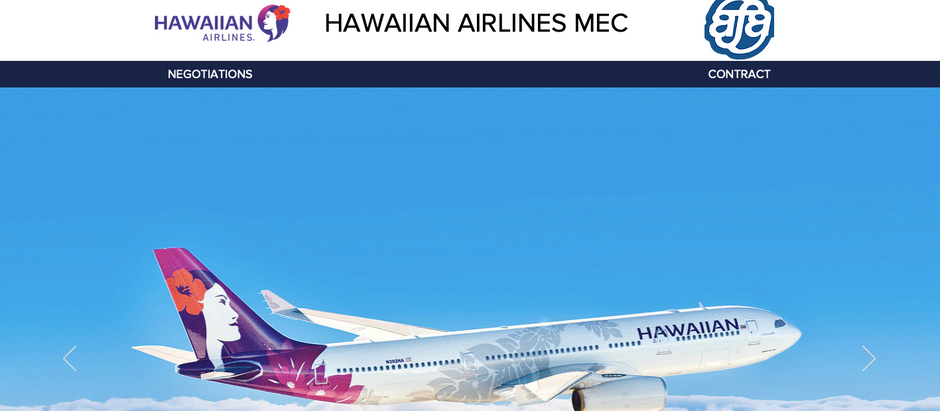MK Consulting Firm Designs Website For Hawaiian Airlines MEC