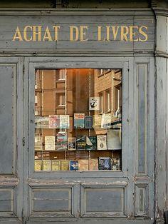 Parisian Bookstore