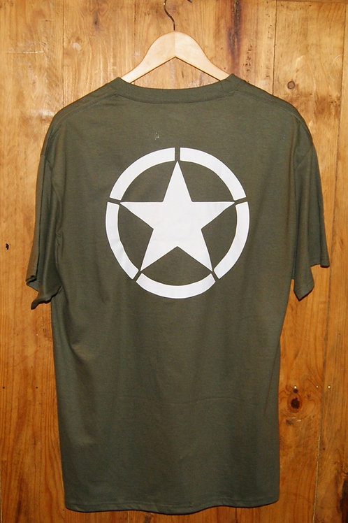 JHAP Invasion Star T-Shirt