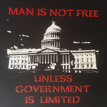 LIMITED GOVERNMENT SHIRT