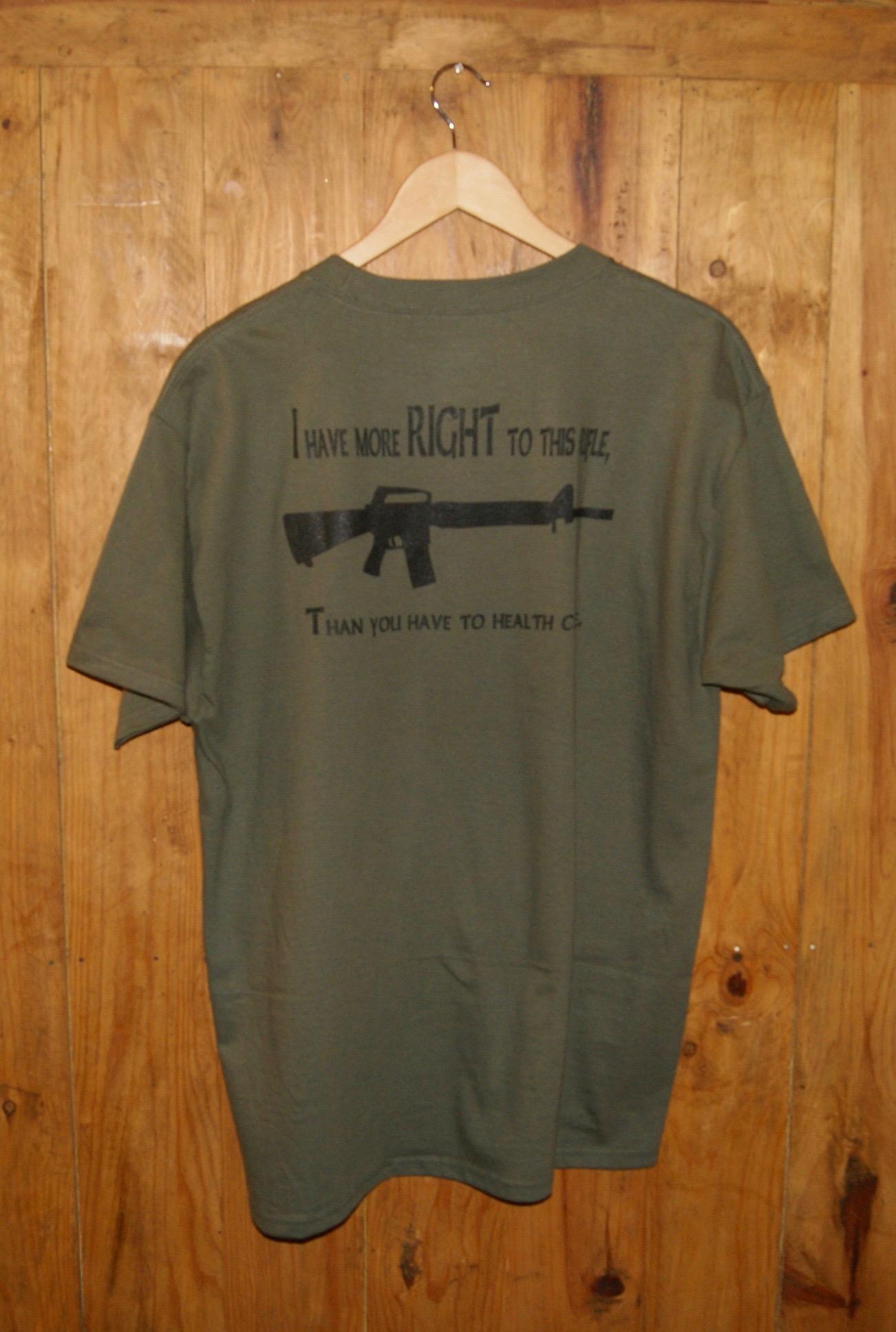 CUSTOM GUN SHIRTS