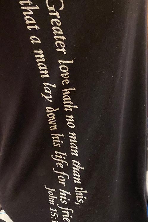 John 15:13 Performance Shirt