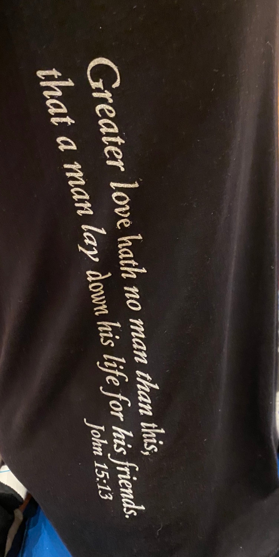 JHAP Gear | Christian T-Shirts | Christian Shirts | Police T-Shirts