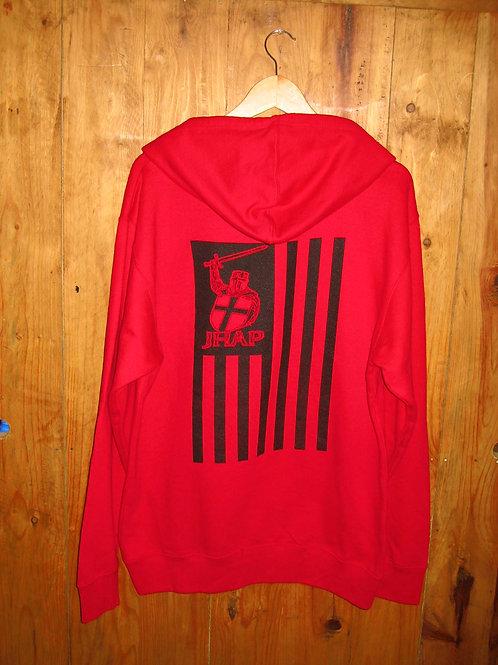 JHAP Gear Flag Hoodie Sweatshirt