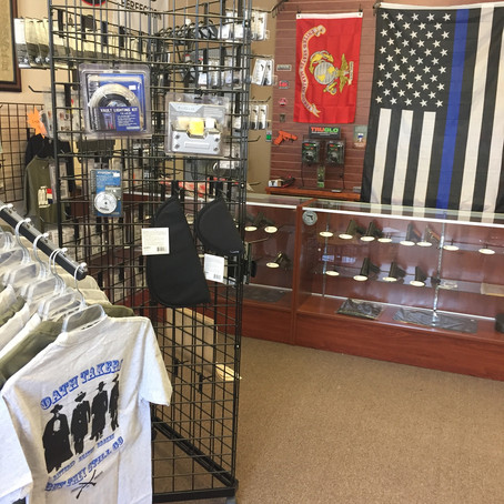 JHAP Gear Shirts Now Available At Good2Go Firearms in Fresno