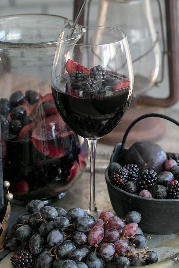 Black Sangria Recipe