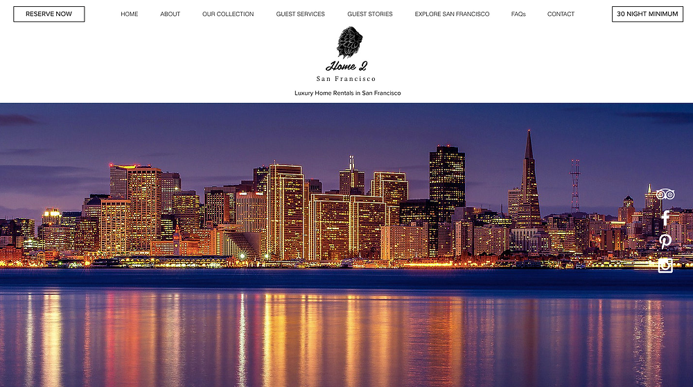 San Francisco Website Design - San Francisco Web Design - Bay Area Website Design - Custom Website Design