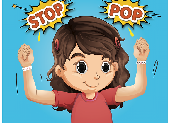 Stop Pop Children's Book - Ebook Version