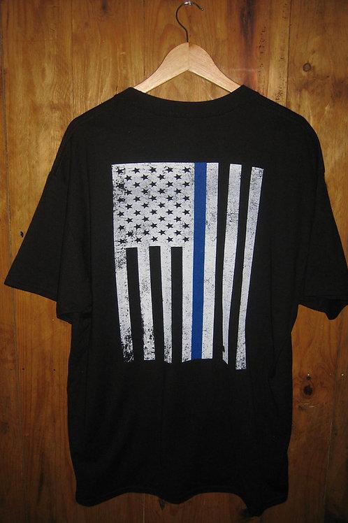 JHAP Thin Blue Line T-Shirt