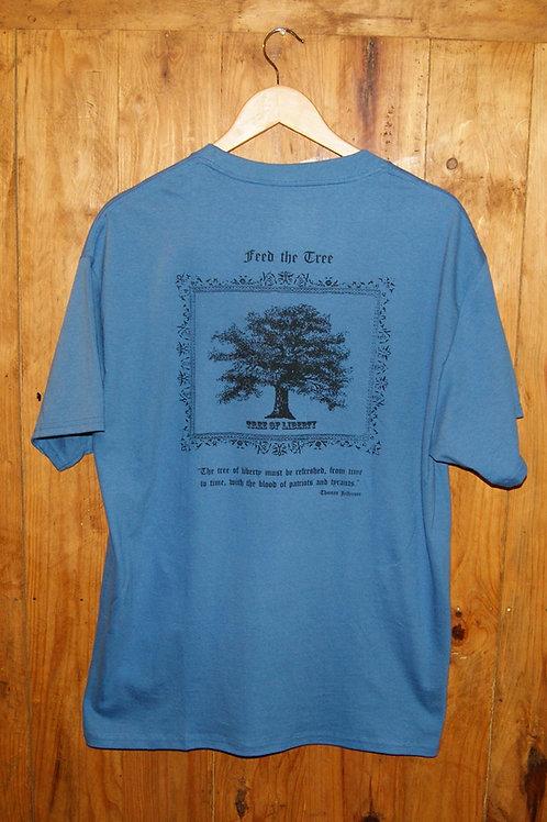 JHAP Feed The Tree T-shirt
