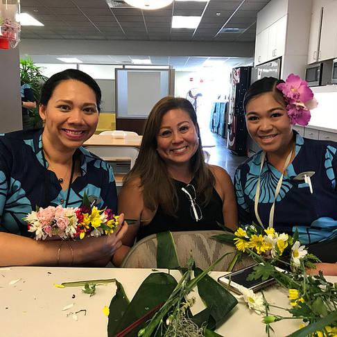 HAWAIIAN AIRLINES HALAFA