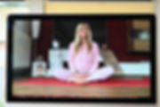 Online live at Home Yoga - gemeinam atme