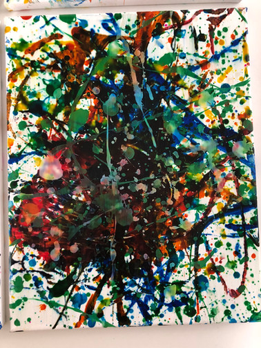 Decouverte de J. Pollock