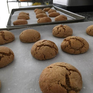 Molasses Crinkles-Best cookie of 1935 and still a contender.