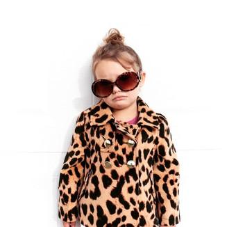 Jada May always ready for Fashion Week.