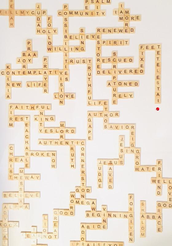 Scrabble Praise!