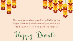Personalized Fresh and  Diwali/Rangoli Greetings