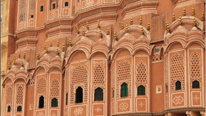 Some Architectural Masterpieces in Pink City of India  that had impressive brains behind them !