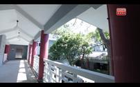Outdoor area of Robert Black College