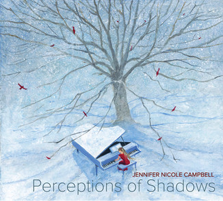 Perceptions of Shadows CD Cover by Karl J Kuerner