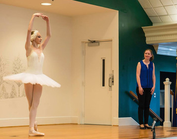 Performing the Swan with the AIB