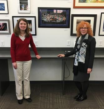 Media Upper Providence Free Library with Sandra Samuel