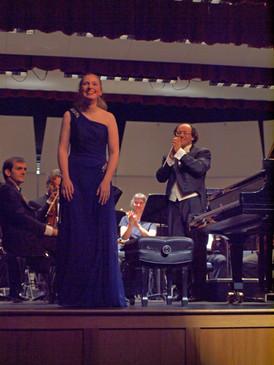 Following Grieg's Piano Concerto in A minor