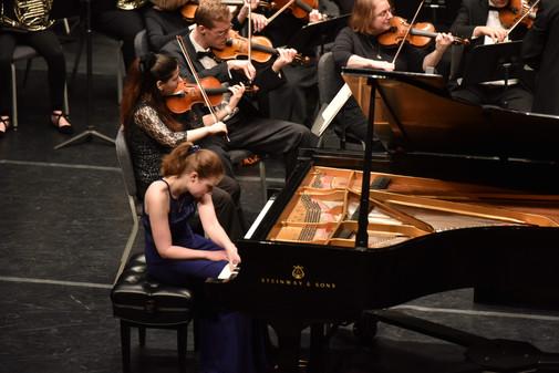 Gershwin Rhapsody in Blue at Neumann University Gala